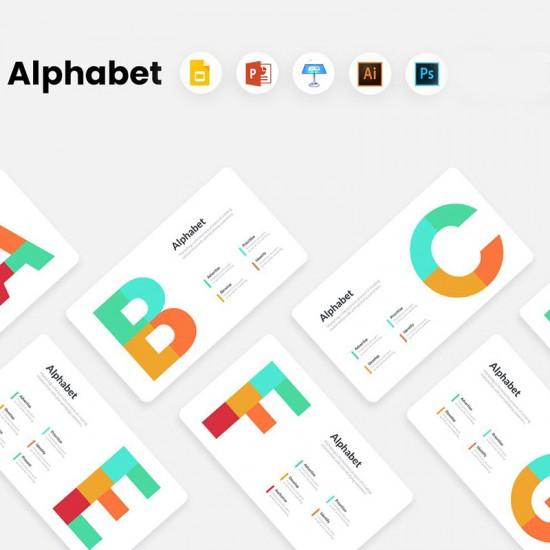 Alphabet Infographics