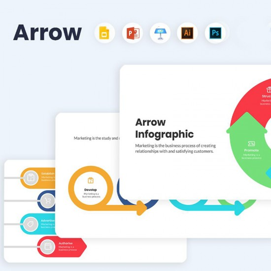 Arrow Infographics