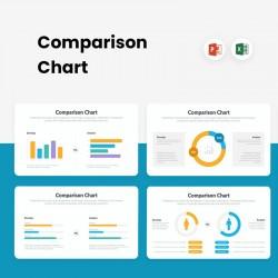 Comparison Charts Infographics