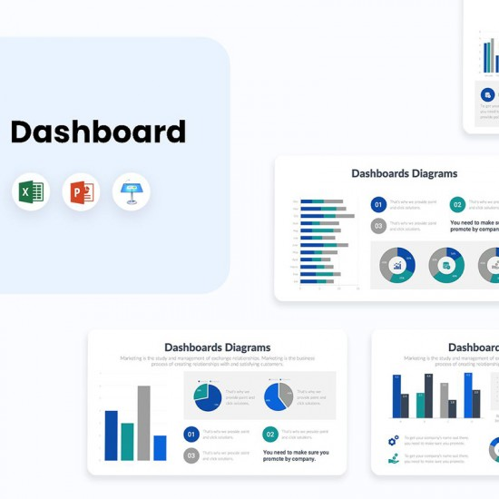Dashboard Infographics