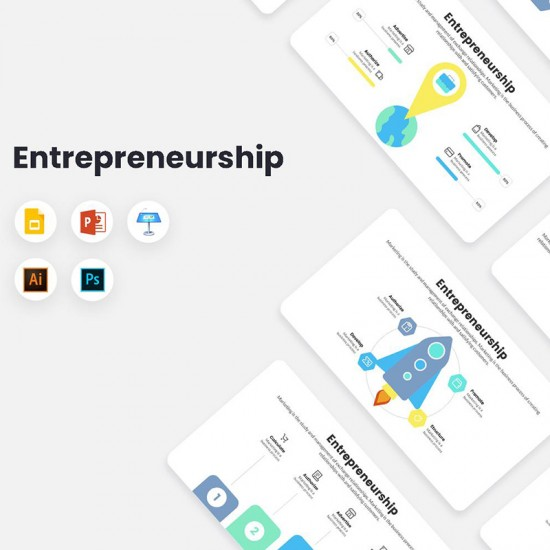 Entrepreneurship Infographics
