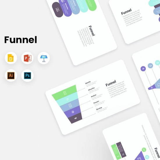 Funnels Infographics