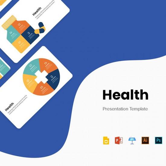 Health Diagram Infographics