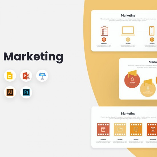 Marketing Infographics