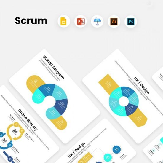 SCRUM Infographics