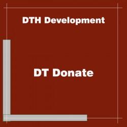 DT Donate Joomla Extension