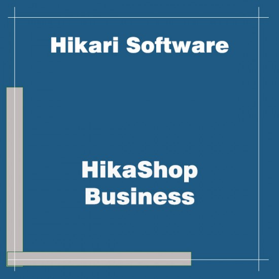 HikaShop Business Joomla Extension