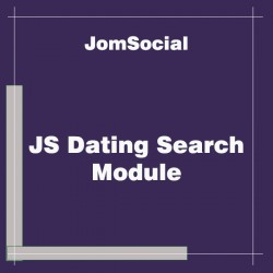 JS Dating Search Module