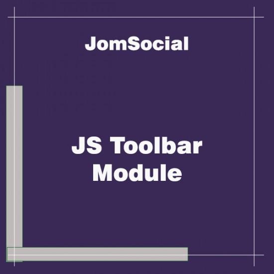 JS Toolbar Module