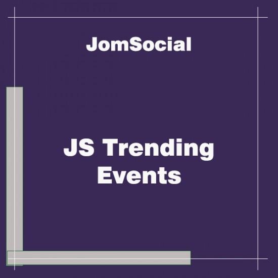 JS Trending Events