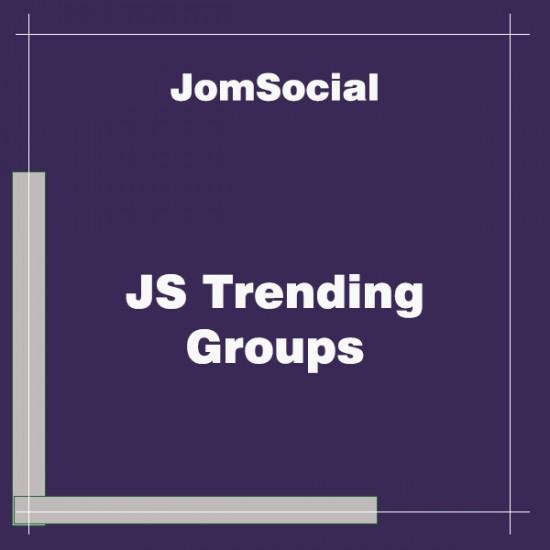 JS Trending Groups
