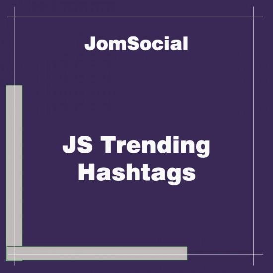 JS Trending Hashtags