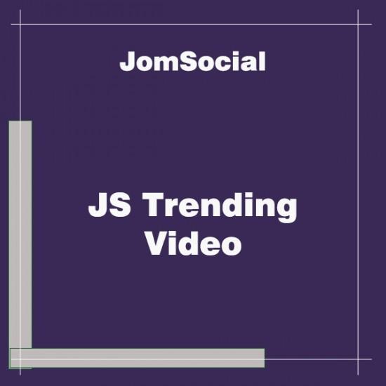 JS Trending Video