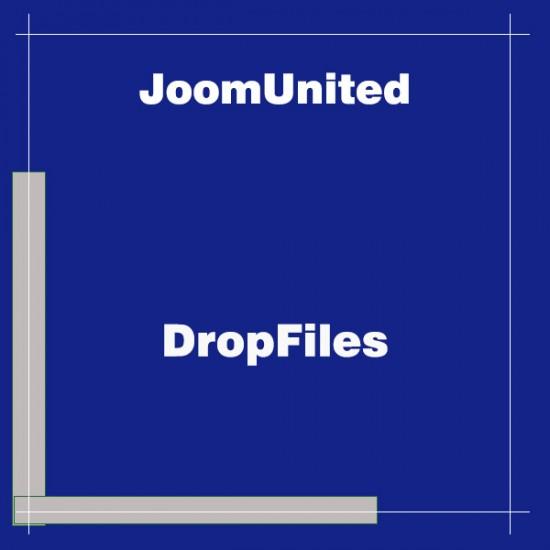 JoomUnited DropFiles Joomla Extension