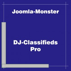 DJ-Classifieds Pro Joomla Extension