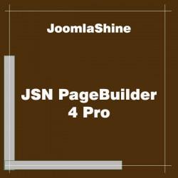 JSN PageBuilder 4 Pro Joomla Extension