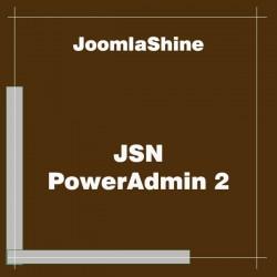 JSN PowerAdmin 2 Joomla Extension