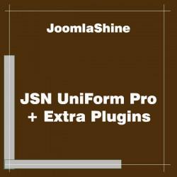JSN UniForm Pro + Extra Plugins Joomla Extension