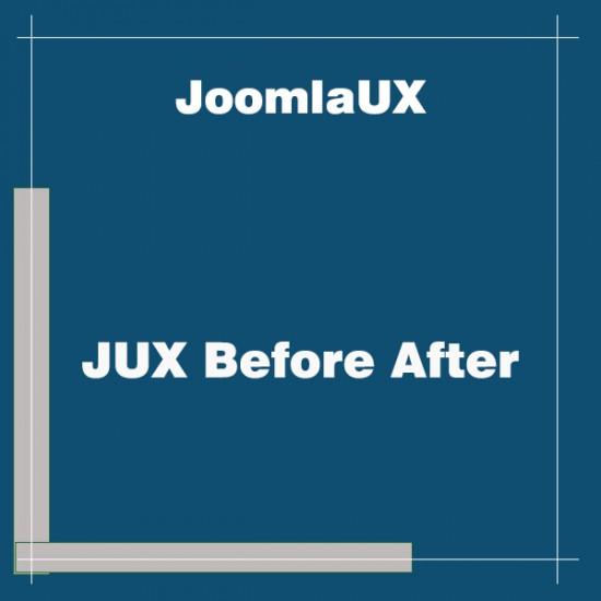 JUX Before After Joomla Plugin