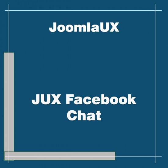 JUX Facebook Chat Joomla Extension