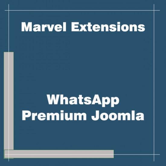 WhatsApp Premium Joomla Extension