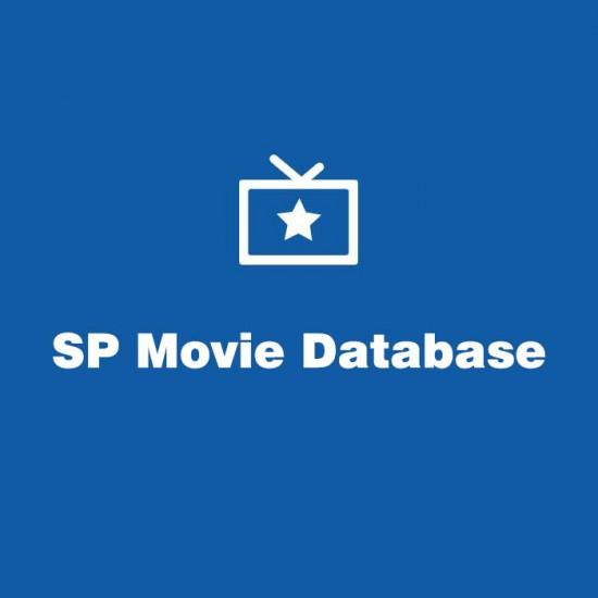 SP Movie Database Joomla Extension