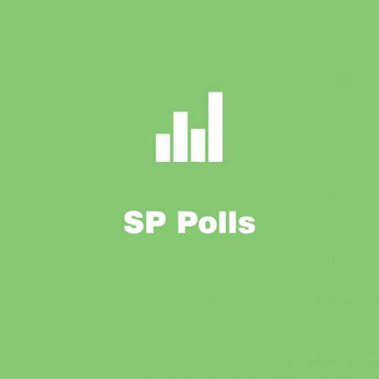 SP Polls Joomla Extension