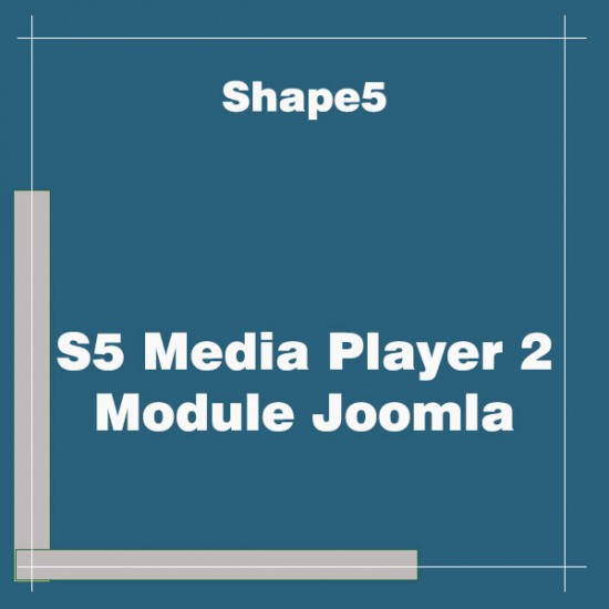 S5 Media Player 2 Module Joomla