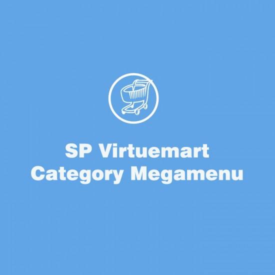 SP Virtuemart Category Megamenu