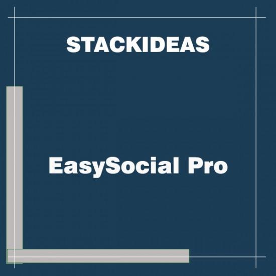 EasySocial Pro Joomla Extension