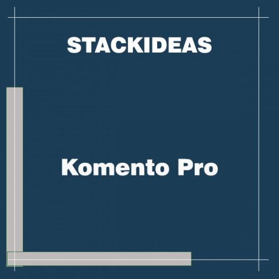Komento Pro Joomla Extension