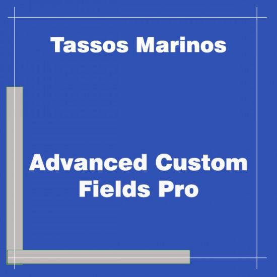 Advanced Custom Fields Pro Joomla Extension