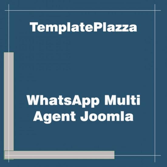 WhatsApp Multi Agent Joomla Extension