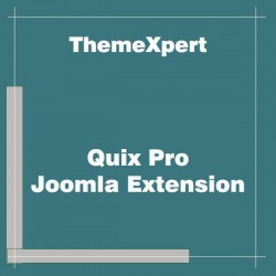 Quix Pro Joomla Extension