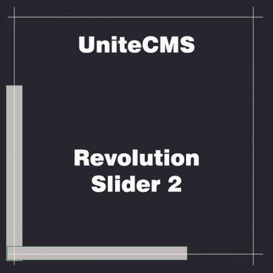 Unite Revolution Slider 2 Joomla Extension