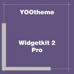 YOO Widgetkit 2 Pro Joomla Extension