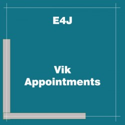 Vik Appointments Joomla Extension