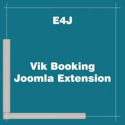 Vik Booking Joomla Extension