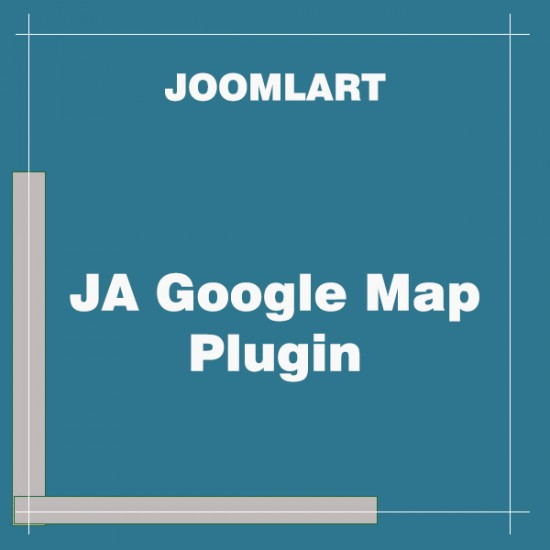 JA Google Map Plugin