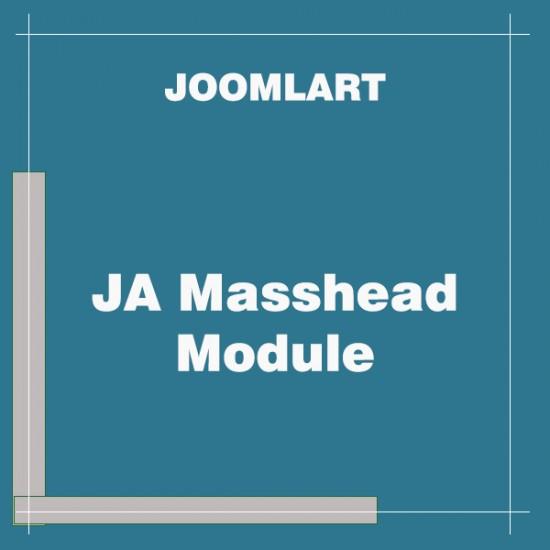 JA Masshead Module