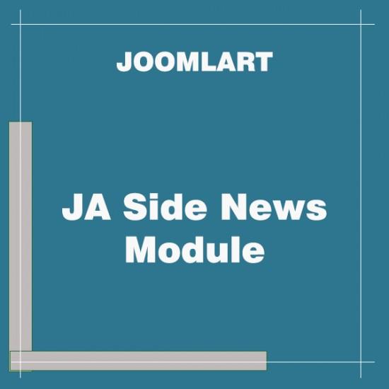 JA Side News Module
