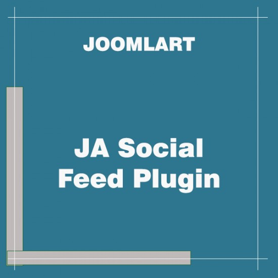 JA Social Feed Plugin