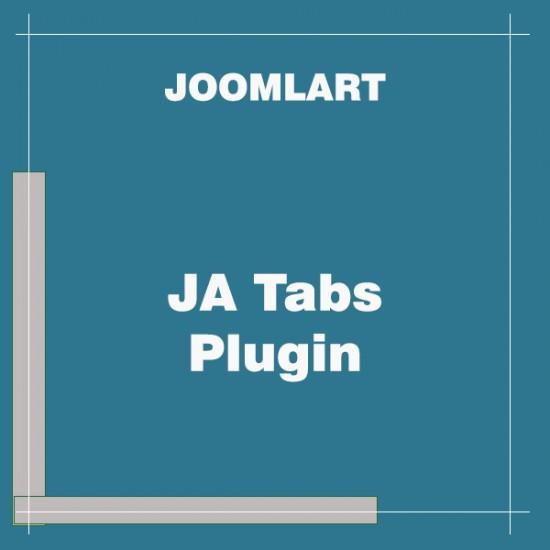 JA Tabs Plugin