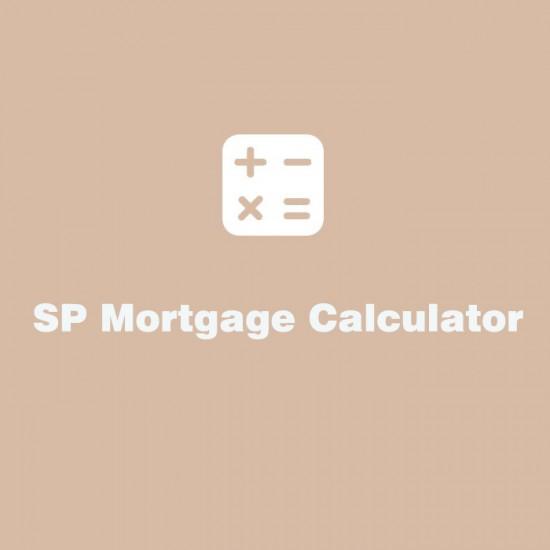 SP Mortgage Calculator