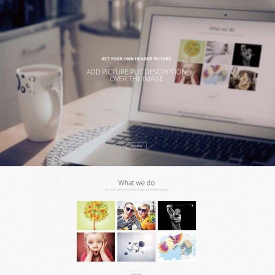 GK Creativity Joomla Template
