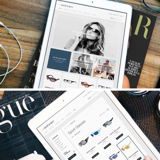 GK Shopandbuy Joomla Template