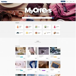 JM MyOffers Joomla Template