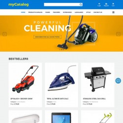 JM Product Catalog Joomla Template