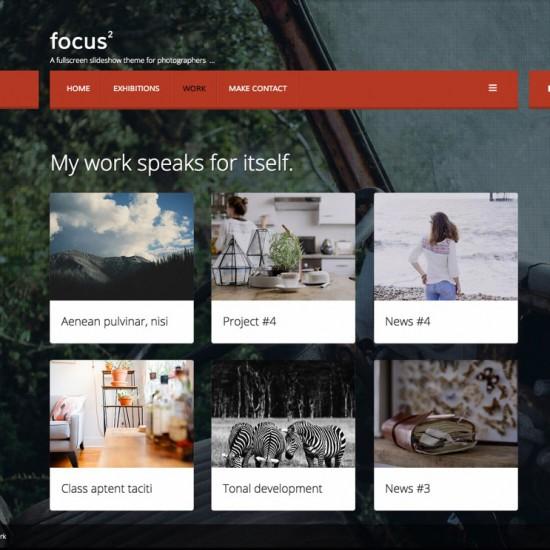 JB Focus2 Joomla Template