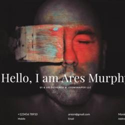 Ares Murphy Joomla Template